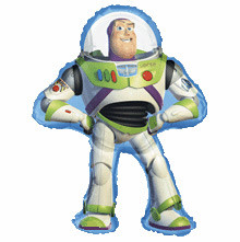 Buzz Lightyear Large Foil Balloon