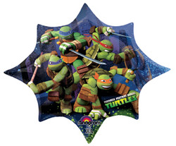 "Ninja Turtles 35"" SuperShape Balloon"