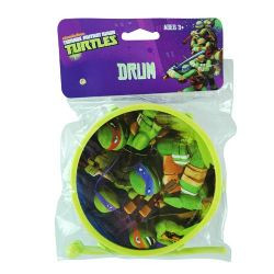 Ninja Turtles Drum