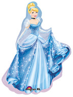 "Cinderella 24"" SuperShape Balloon"
