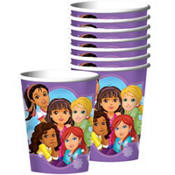 Dora & Friends 9oz Cups 8 Count