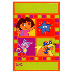Dora Starcatcher Party  Loot Bags 8 Count