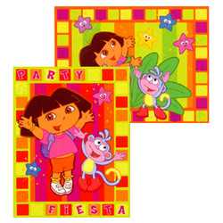 Dora Starcatcher Party Invitations/Thank You NoteCombo 8 of each