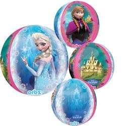 """Frozen Orbz 16"""" Foil Balloon"""