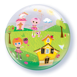 "Lalaloopsy Land 22"" Bubble Balloon"