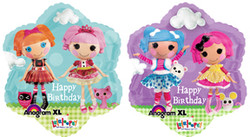 "Lalaloopsy 18"" Shaped Balloon"