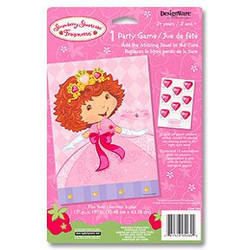 StrawBerry Shortcake Party Game dw5464-4
