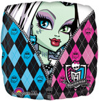"Monster High 18"" Foil Balloon"