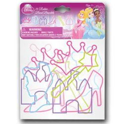 Disney Princess 18pc Rubber Band Bracelets