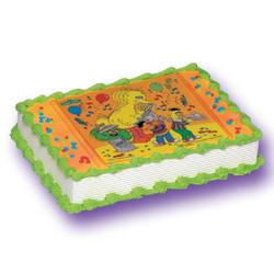 Sesame Street Xtreme Image Cake Kit