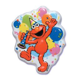 Sesame Street Elmo Cake Topper