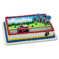 Paw Patrol Just Yelp for Help Cake Decorating Set