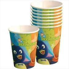 Backyardigans Party 9 Oz. Hot/Cold Cup 8 Pack