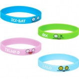 Ugly Dolls Rubber Bracelet Favor 4 Pack