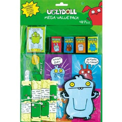 Ugly Dolls 48 PCS Party Favor Pack (FOR 8)
