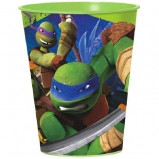 Teenage Mutant Ninja Turtles Plastic Favor Cup