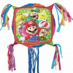 Super Mario Pull String Pinata