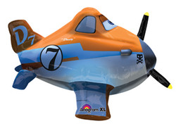"Disney Planes 26"" AeroPlay Balloon"