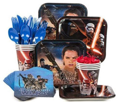 Star Wars VII Party Kit for 8