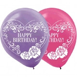 Ever After High Latex Balloons 6ct