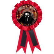Star Wars Episode VII The Force Awakens Award Ribbon