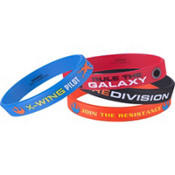 Star Wars Episode VII The Force Awakens Wristbands 4ct