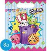 Shopkins Favor Bags 8ct