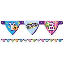 Shopkins Birthday Banner