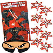 Ninja Party Game 10 piece