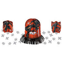 Ninja Table Decorating Kit 23 piece