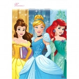 Disney Princess Dream Big Folded Loot Bag 8 pack