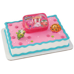 Shopkins™ Time to Shop Cake Decorating Set