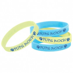 Party Pups Wristbands (4)