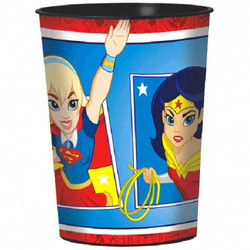 DC Super Hero Girls Favor Cup