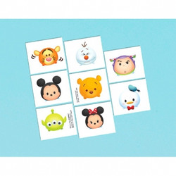 Disney Tsum Tsum Tattoos (8 pack)