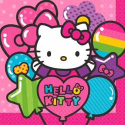 Hello Kitty Rainbow® Luncheon Napkins (16 pack)