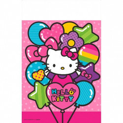 Hello Kitty Rainbow® Plastic Table Cover
