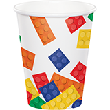 Block Party 9oz Cups (8)