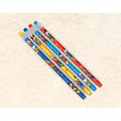 Disney Mickey Mouse Pencil Assortment (each)