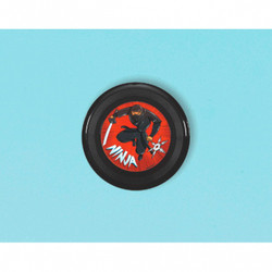 Ninja Flying Disc Favor