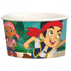 ©Disney Jake & the Neverland Pirates Treat Cups (8 pack)