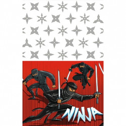 Ninja Plastic Table Cover
