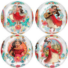 "16"" ELENA OF AVALOR ORBZ Balloon"