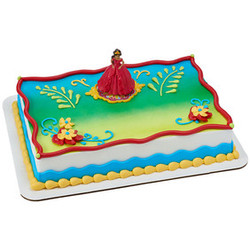 Elena of Avalor Crown Princess Cake Decorating Set