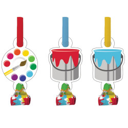 Art Party Blowouts (8)