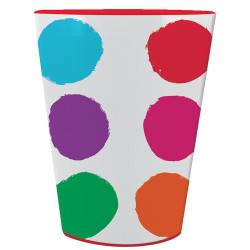 Art Party Favor Cup