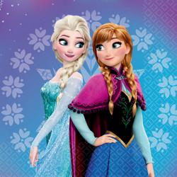 Disney Frozen Magic Luncheon Napkins(16)
