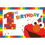Elmo Turns One Postcard Invitations (8)