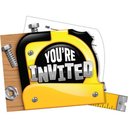 Handyman Invitations (8)