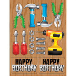 Handyman Sticker Sheets (4)
